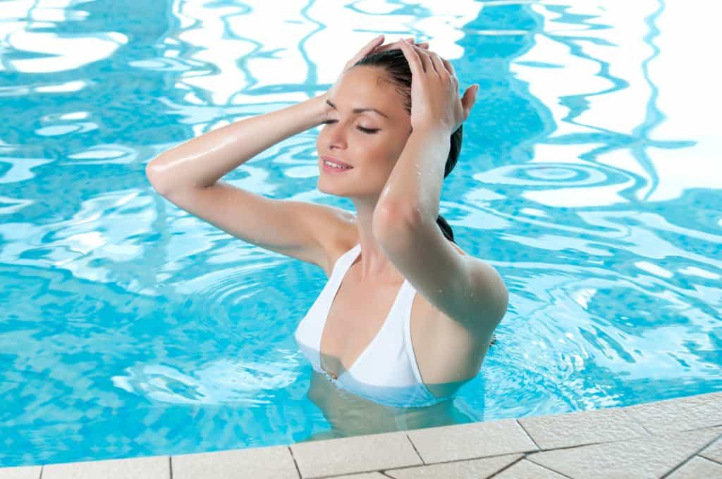 Cistite e piscina