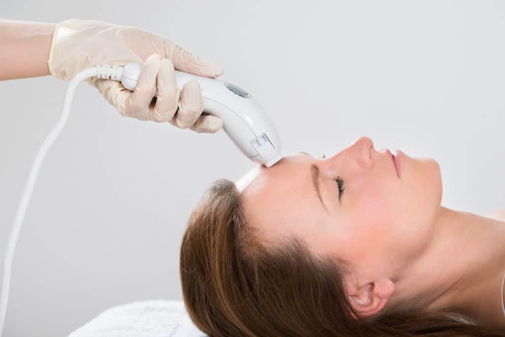 acne trattamento fotopneumatico