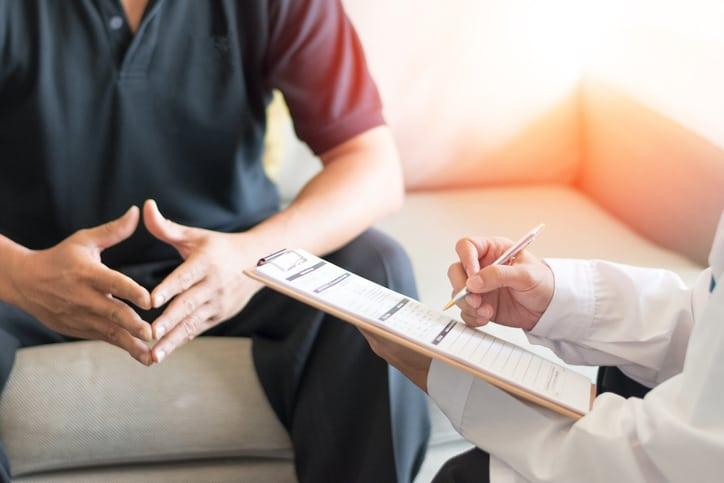 Carcinoma prostata - sintomi